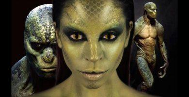 reptilianos medio oriente